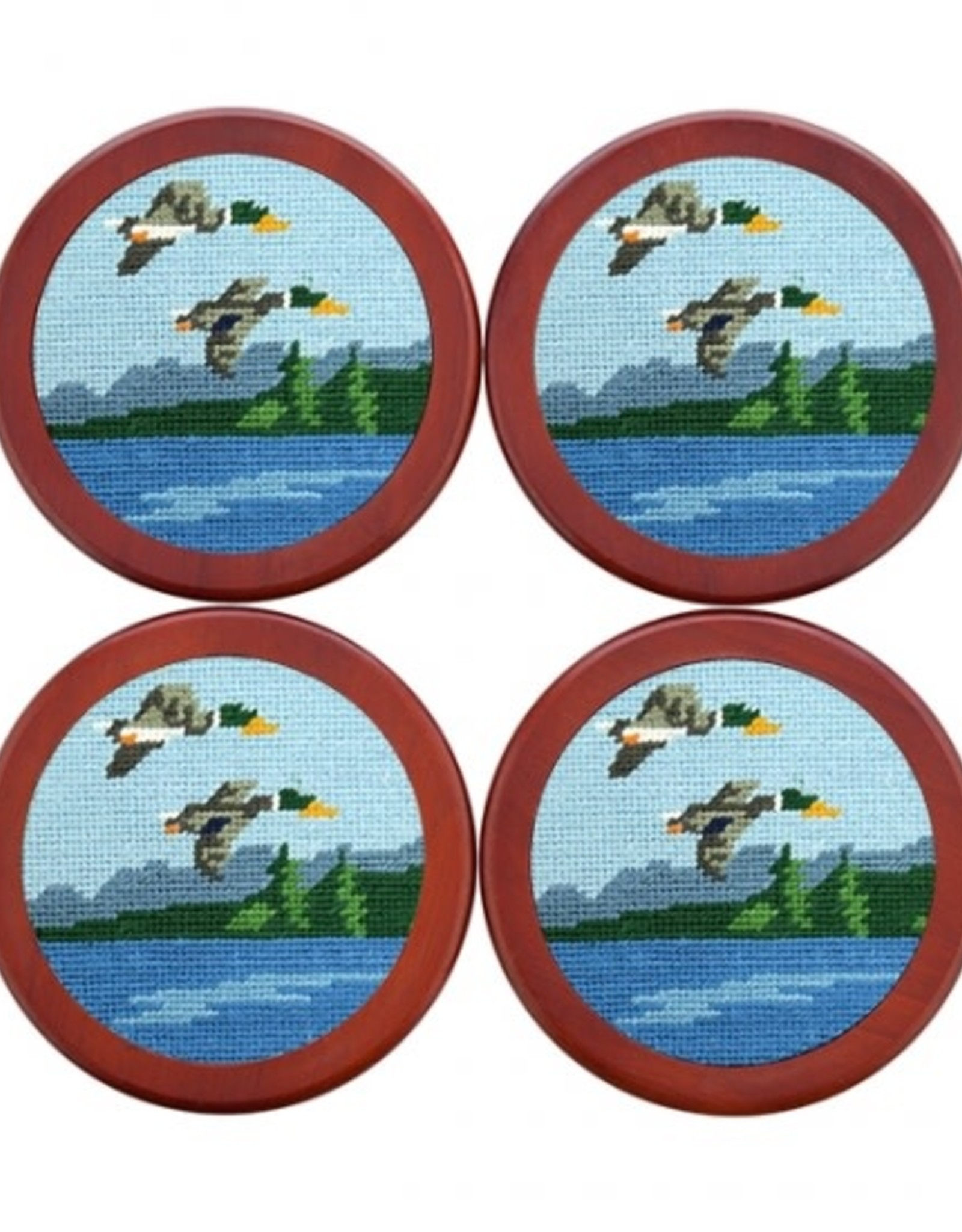 Smather's & Branson Coaster Set Great Outdoors