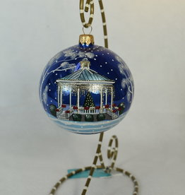 Joy to the World Lake Bluff Ornament