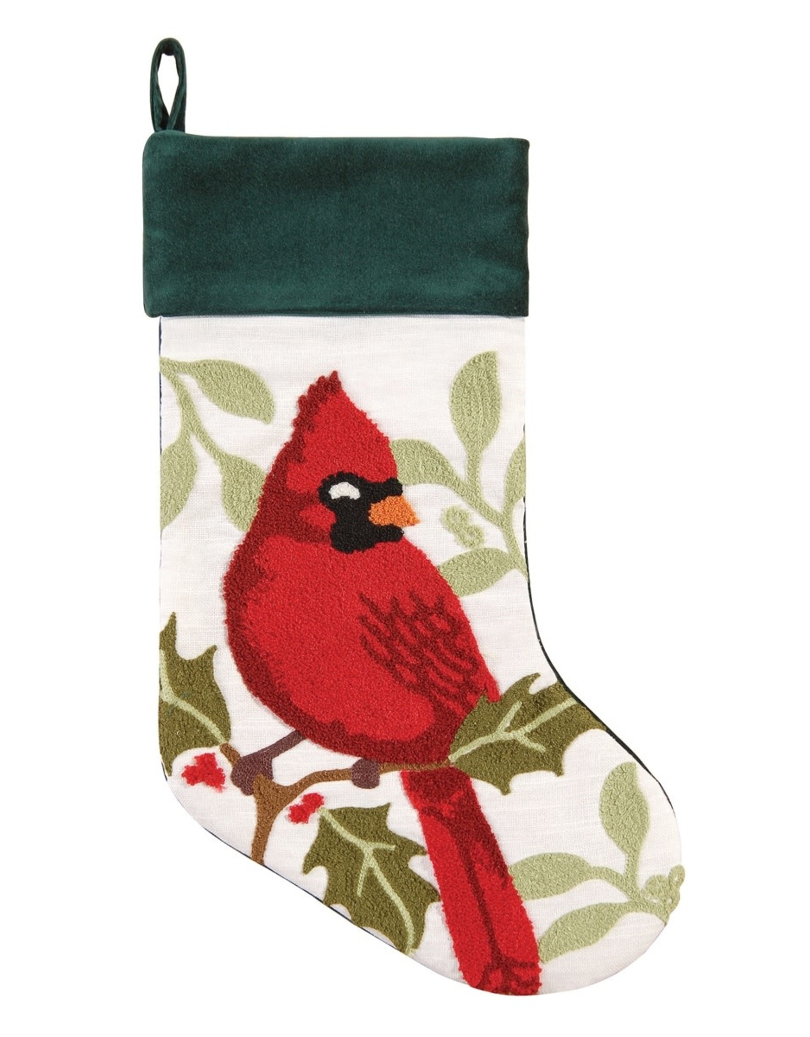 Stocking Cardinal