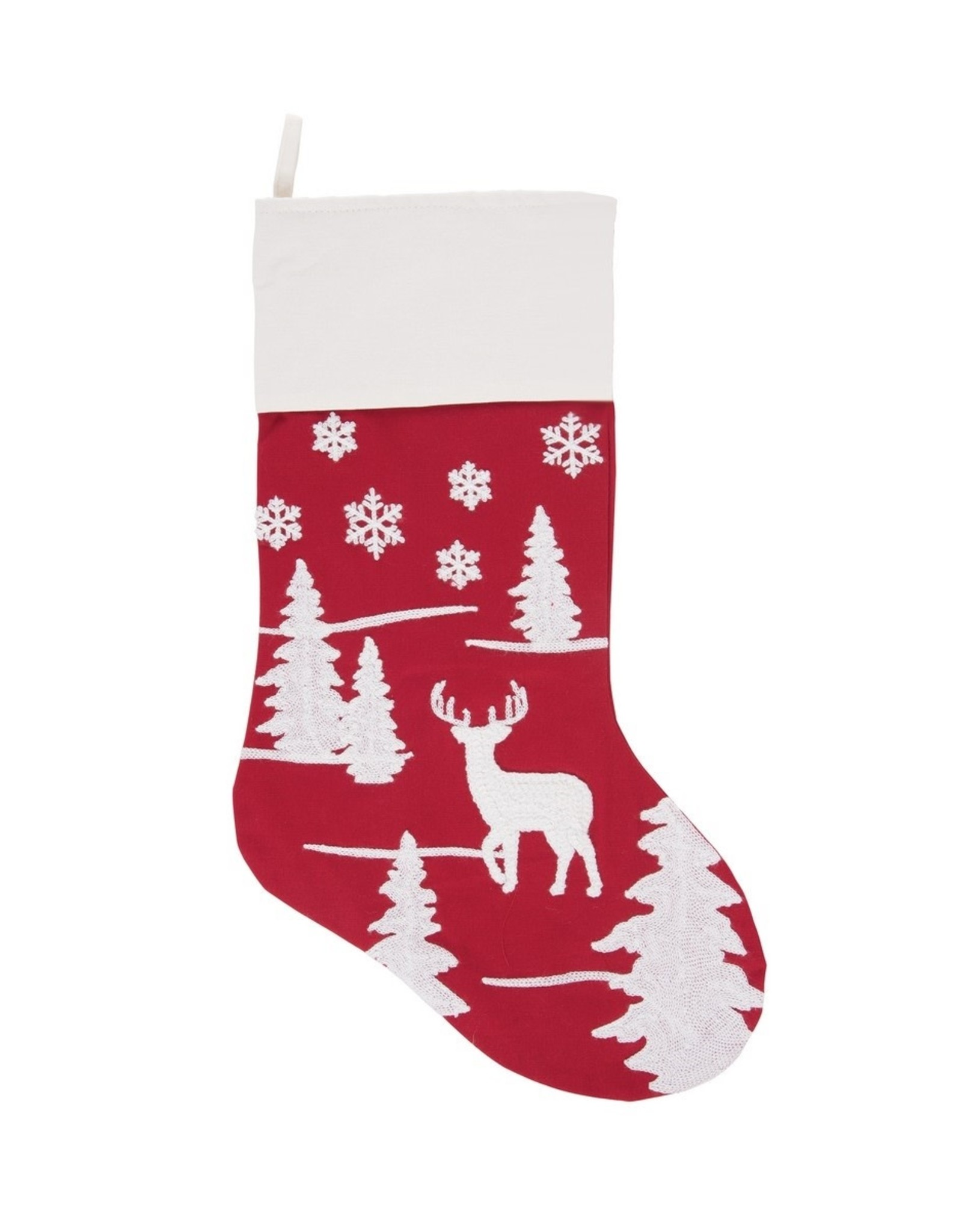 Sleigh Ride Stocking 1