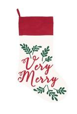 Very Merry Stocking