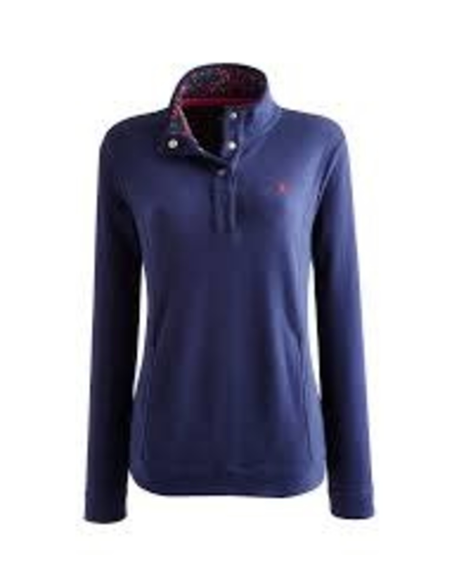 Joules Beachy Funnel Neck Sweatshirt French Navy