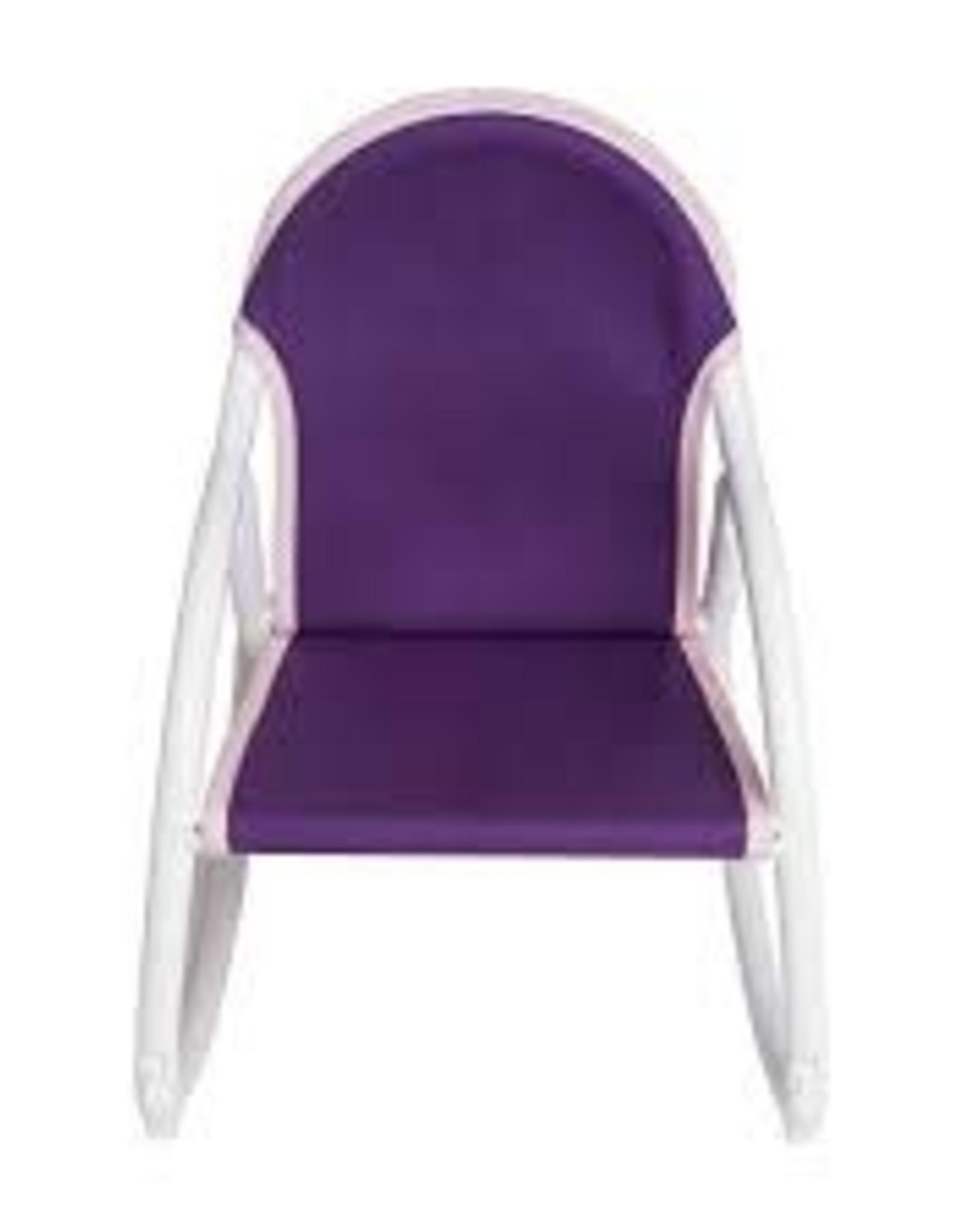 Hoohobbers Hoohobber Rocking Chair Purple Canvas