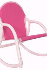 Hoohobbers Hoohobber Rocking Chair Hot Pink Canvas
