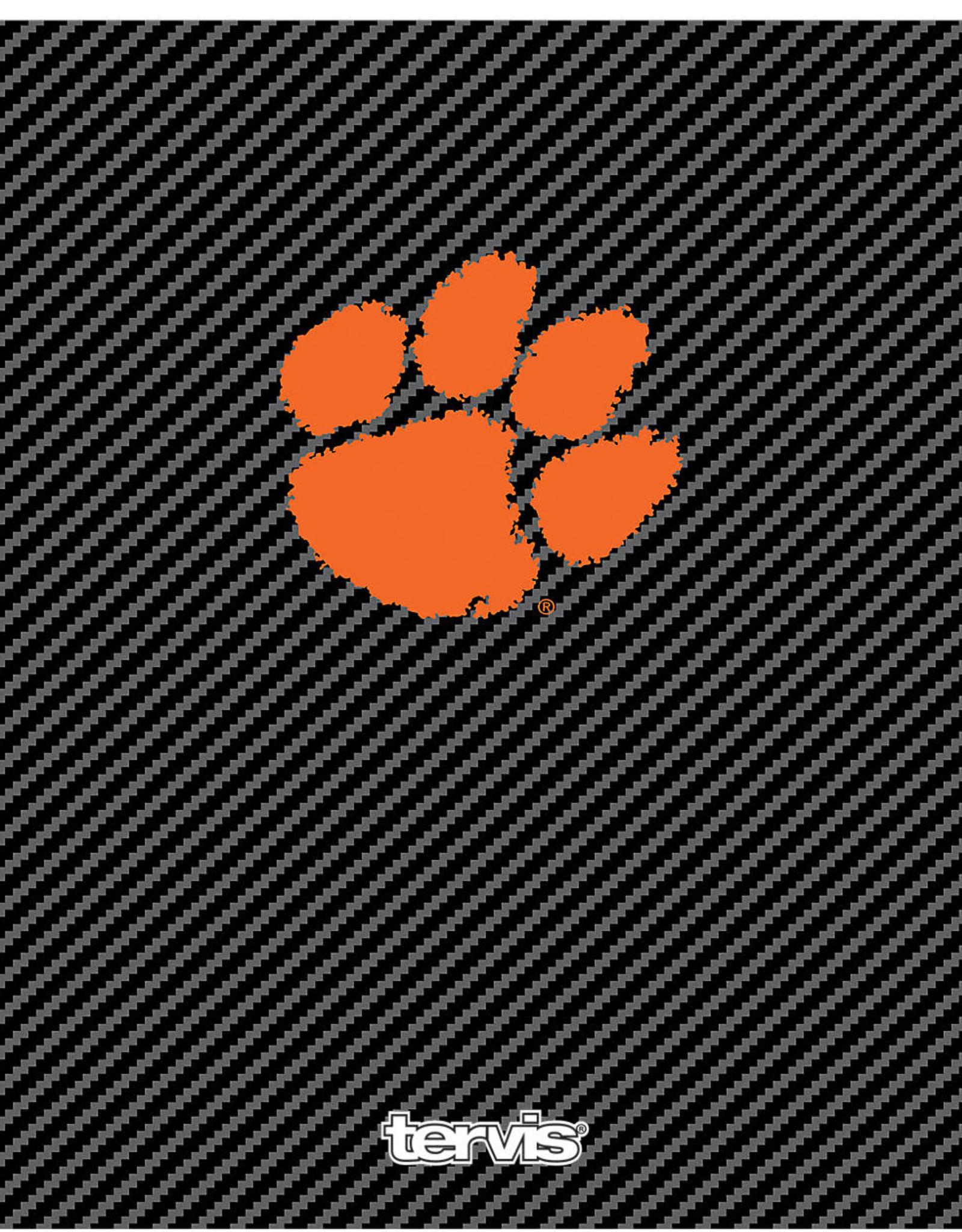Tervis Tumbler 24oz Clemson Tigers Carbon Fibre