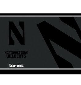 Tervis Tumbler Northwestern Blackout