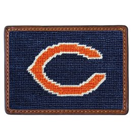 Smather's & Branson Card Wallet Chicago Bears