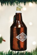 Beer Growler Ornament