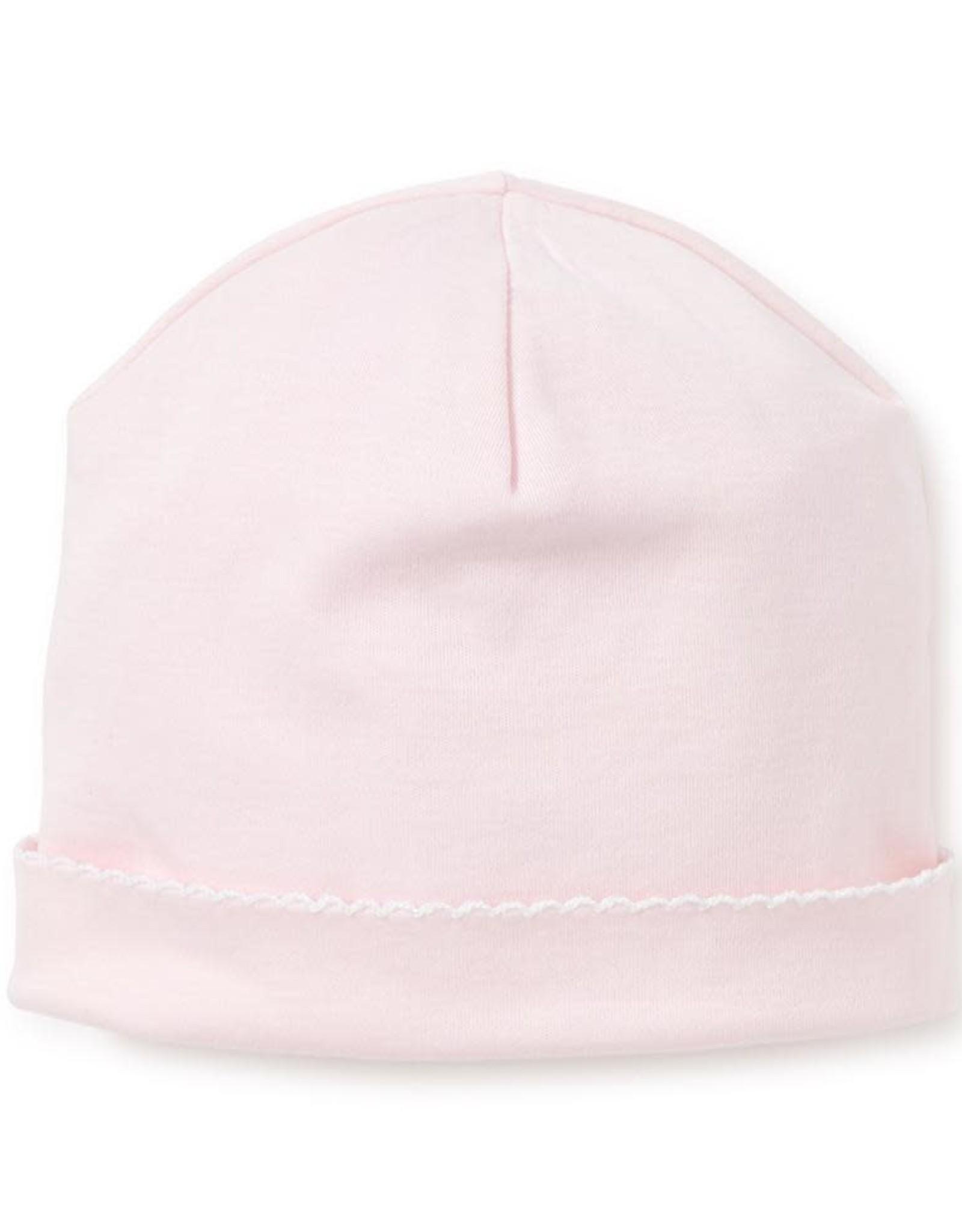 Kissy Kissy Basic Hat Pink/White