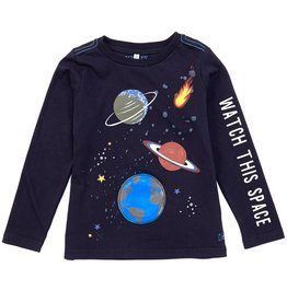 Joules Navy Space T-Shirt