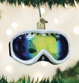 Ski Goggles Ornament
