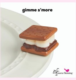 Nora Fleming Mini Smores