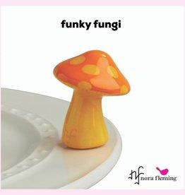 Nora Fleming Mini Mushroom