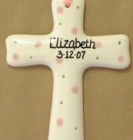 Pink Dot Cross