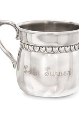 Reed & Barton Heart pewter Cup