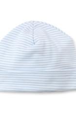 Kissy Kissy Basic Hat Blue/White Stripe