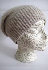 Frost Cashmere fleece band lined hat