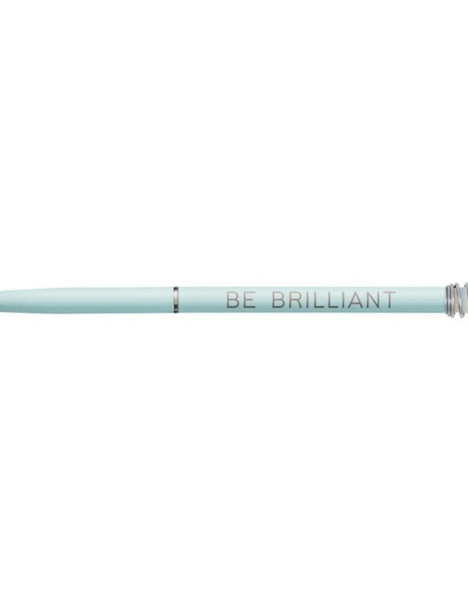 Santa Barbara Design Studio Pen Be Brilliant