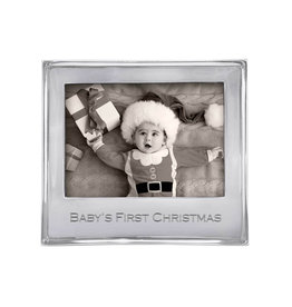 Mariposa Baby's First Christmas Frame 5x7