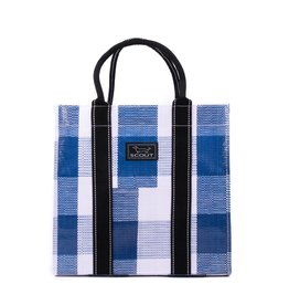Scout Totes Ma Goat Navy Check