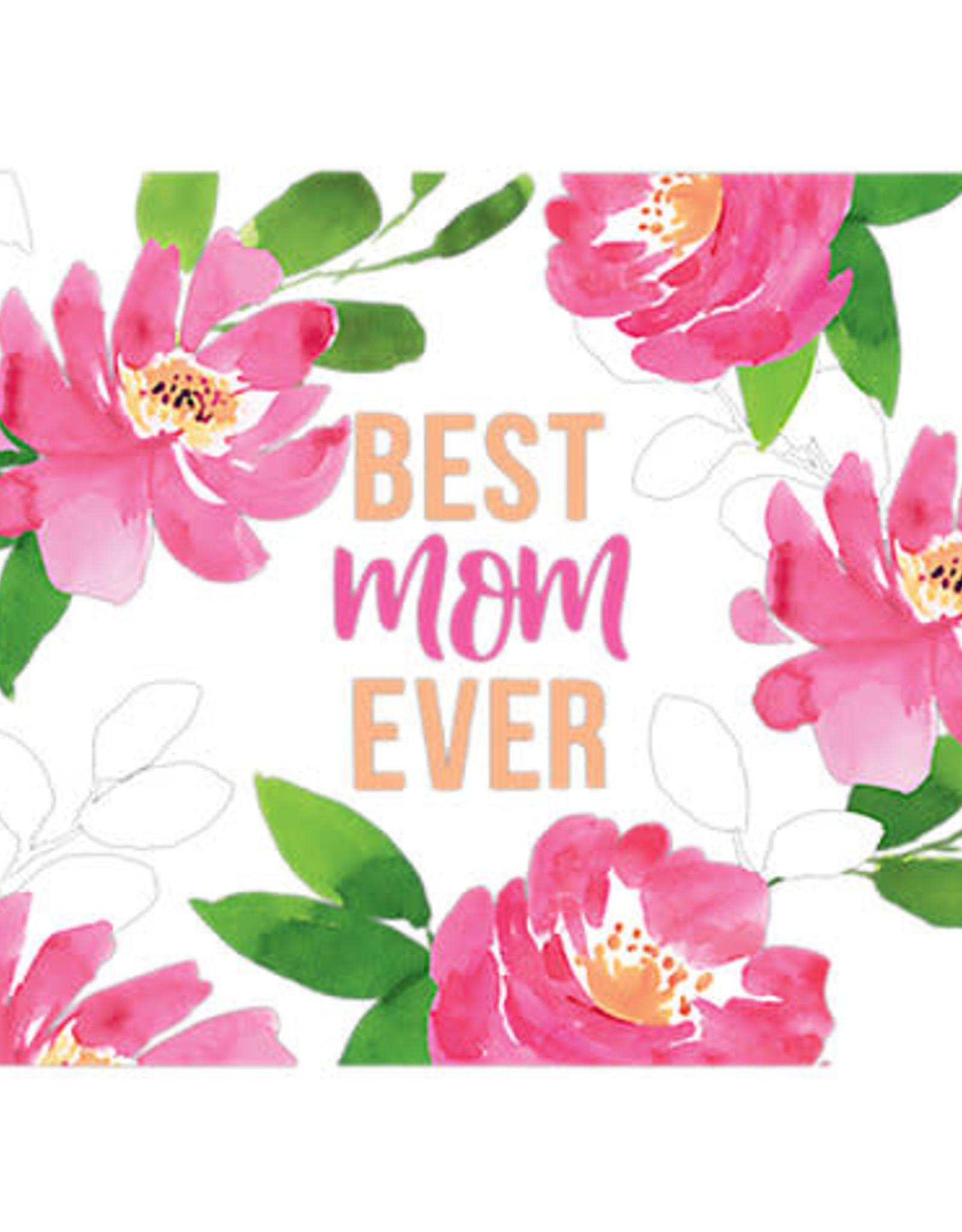 Tervis Tumbler 16oz Best Mom Floral