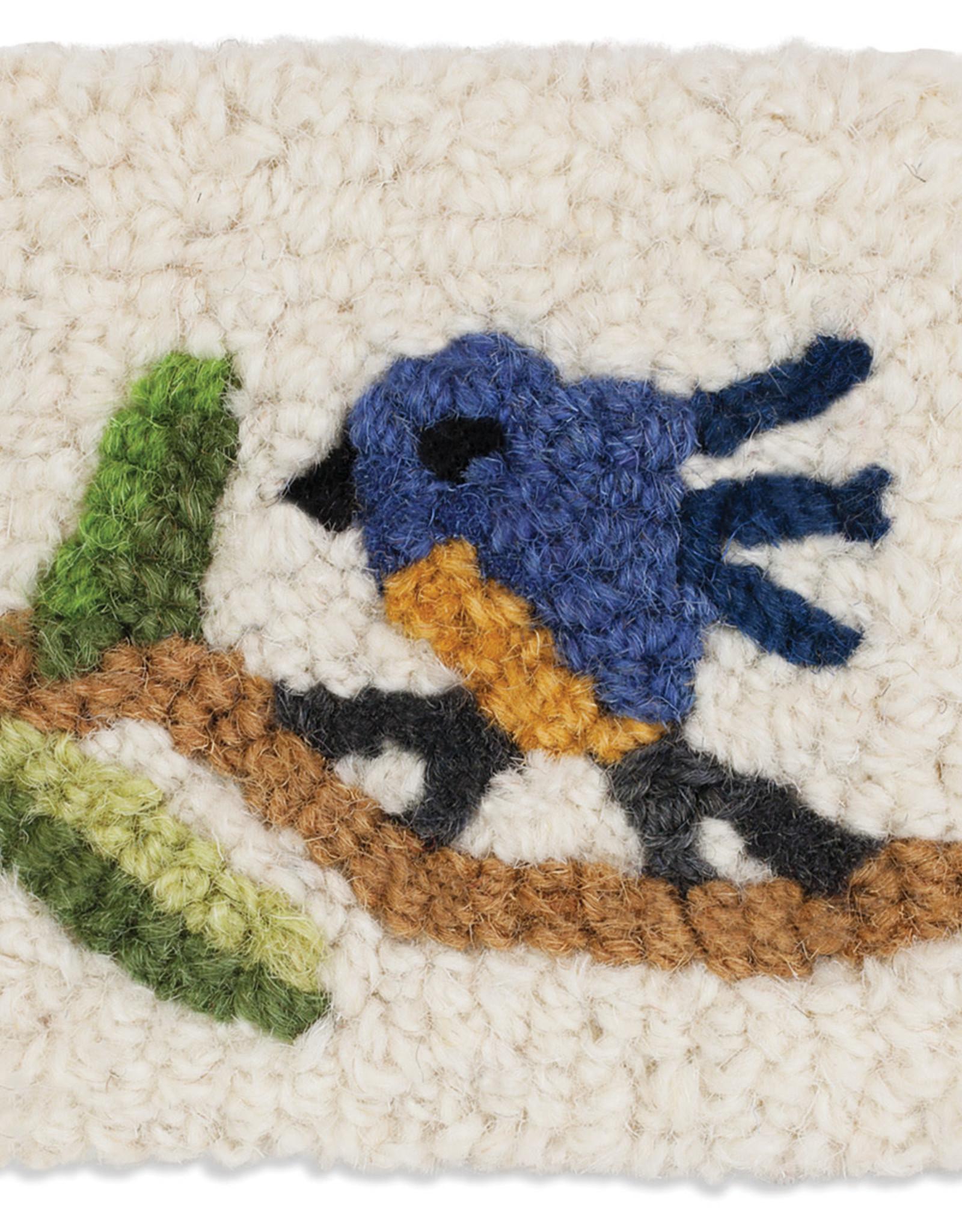 Blue Bird Coaster Set/4