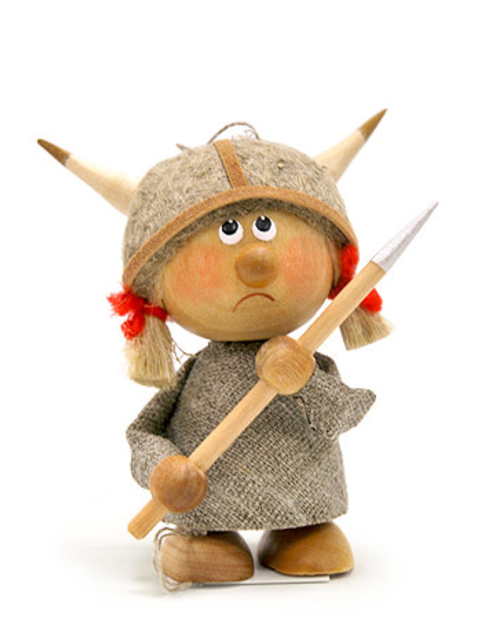 Nordic Dreams Viking Girl Standing