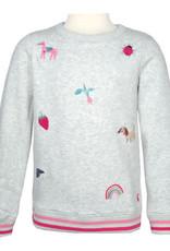Joules Grey Icons Mackenzie Sweater