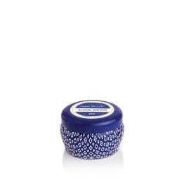 Capri Blue Signature Blue Mini Tin Candle Aloha Orchid