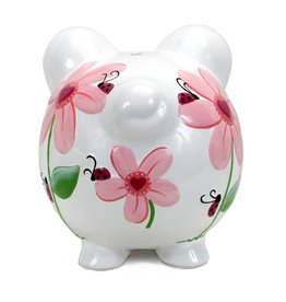 Child to Cherish Ladybug Bank