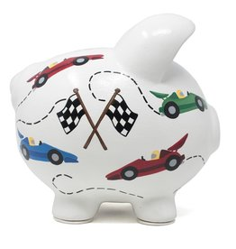 Child to Cherish Racing Car Bank