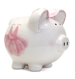 Child to Cherish Sparkle Pig Bank
