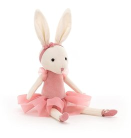 Jelly Cat Pirouette Bunny Rose