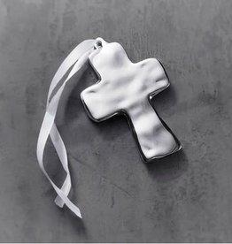 Beatriz Ball Athens Cross Ornament