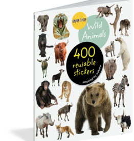 Wild Animal Stickers