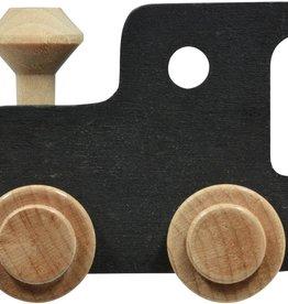Maple Landmark Woodcraft Engine Black Magnetic