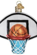 Basketball Hoop Ornament