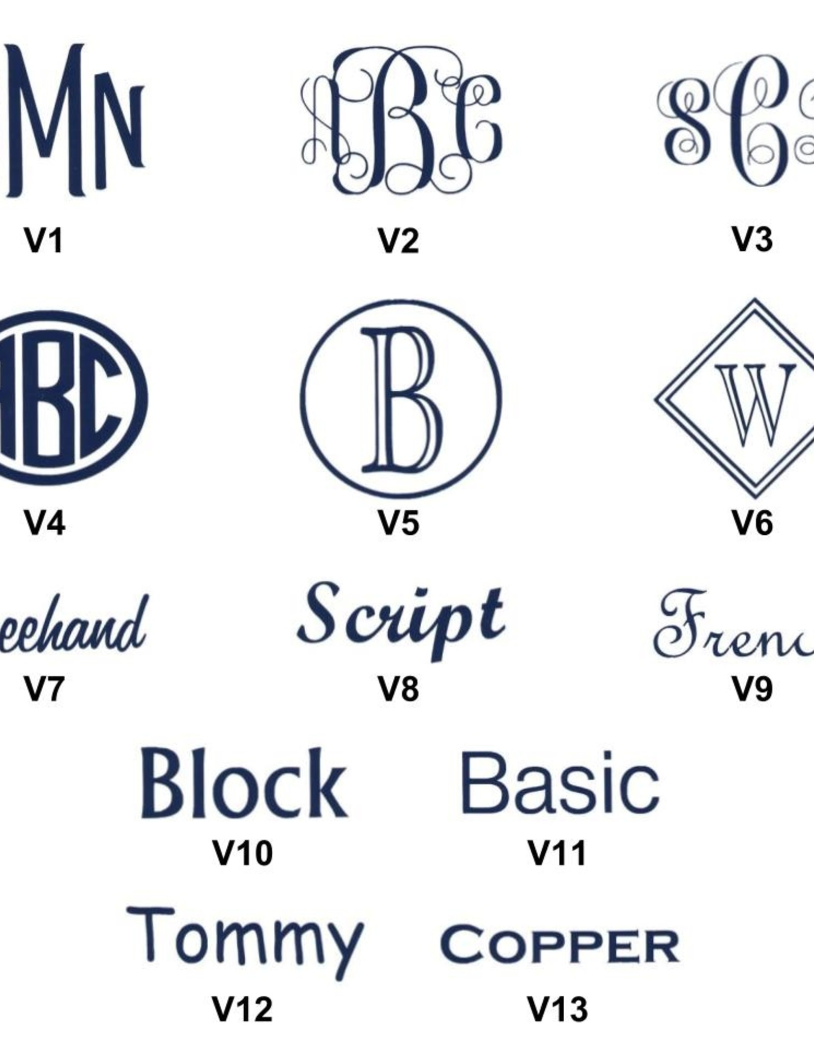 Brouk & Co Jewelry Box Navy