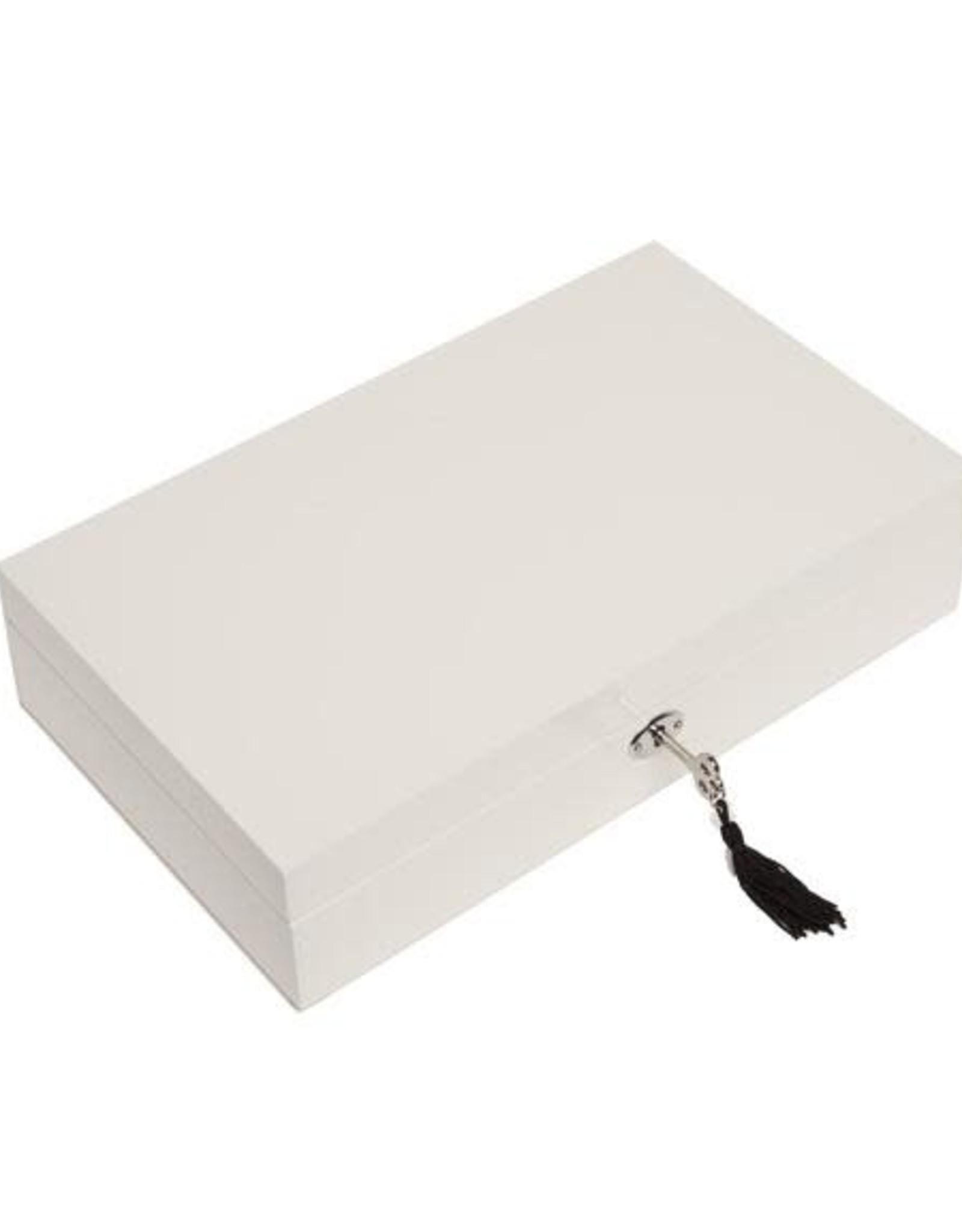 Brouk & Co Jewelry Box White