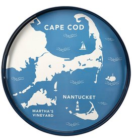 """Rockflowerpaper Cape Cod Tray 15"""""""