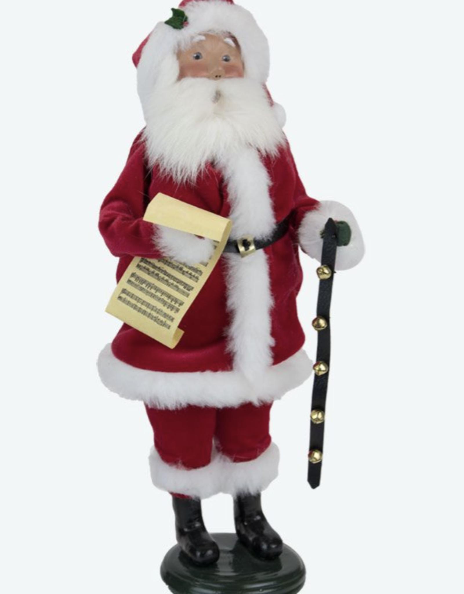 Red Velvet Santa