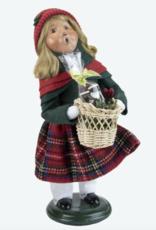 Girl w/Christmas Sweets
