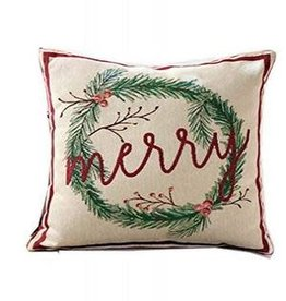 Merry Tapestry Pillow