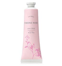 Thymes Kimono Rose Petite Hand Cream
