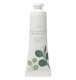 Thymes Eucalyptus White Tea Petite Hand Cream