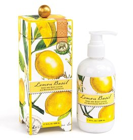 Michel Design Works Lotion Lemon Basil