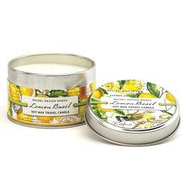 Michel Design Works Travel Candle Lemon Basil