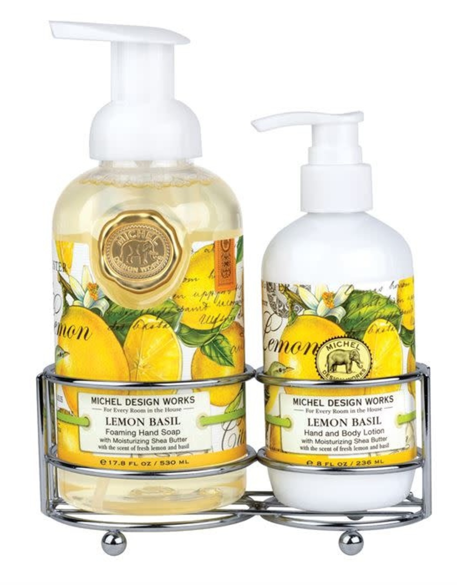 Handcare Caddy Lemon Basil
