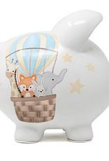 Child to Cherish Air Balloon Bank