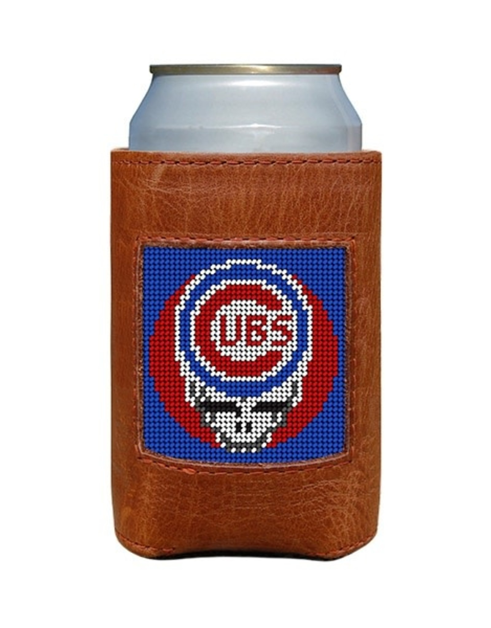 Smather's & Branson Can Cooler Chicago Cubs Steal Your Face